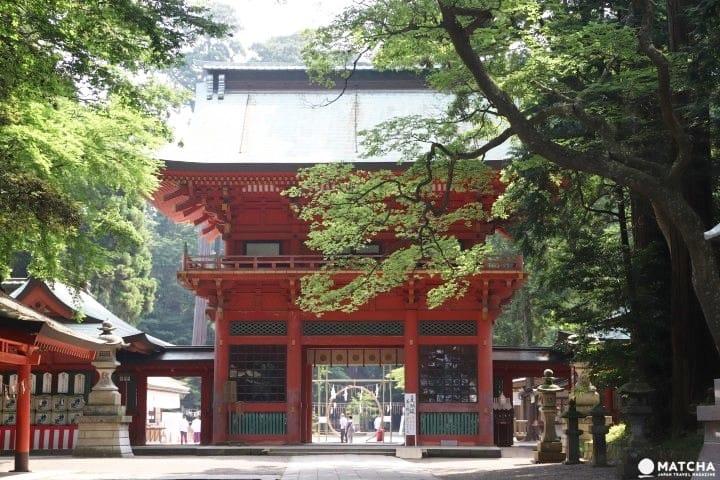 【東京近郊】比規模,比歷史絕對不輸的茨城五大景點