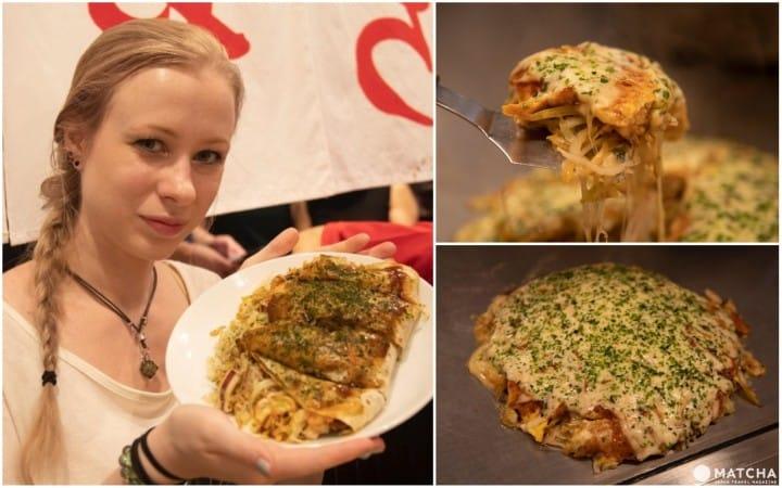 Hiroshima's Soul Food! Try Delicious Okonomiyaki At Reichan