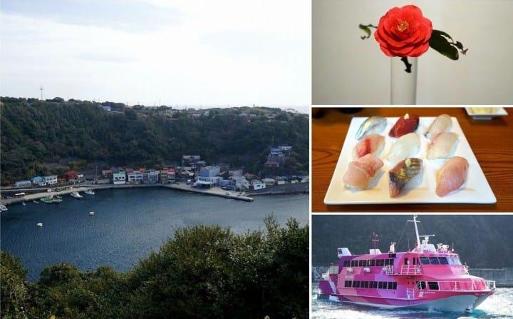 A Two-Day Trip To Izu Oshima, Tokyo's Beautiful Island Of Camellias
