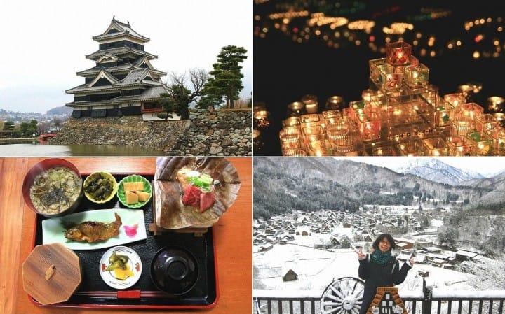 Travel Economically By Highway Bus To Matsumoto, Takayama And Shirakawa-go!