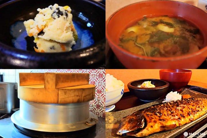 日式 定食 小菜
