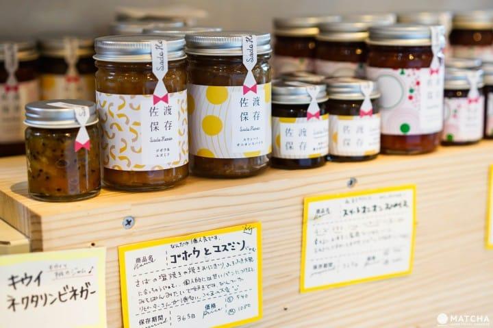 HOZON佐渡島美食