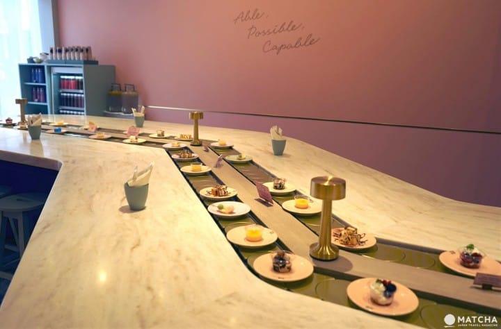 Harajuku Cafe Ron Ron - Adorable All-You-Can-Eat Conveyor