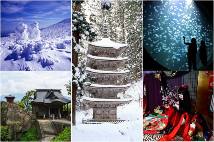 6 Picture Perfect Spots In Yamagata And Niigata - Take Miraculous Photos!
