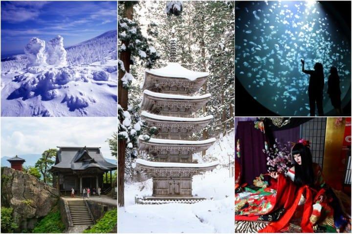 山形・新潟绝美景点6选〜成就你的网红照!