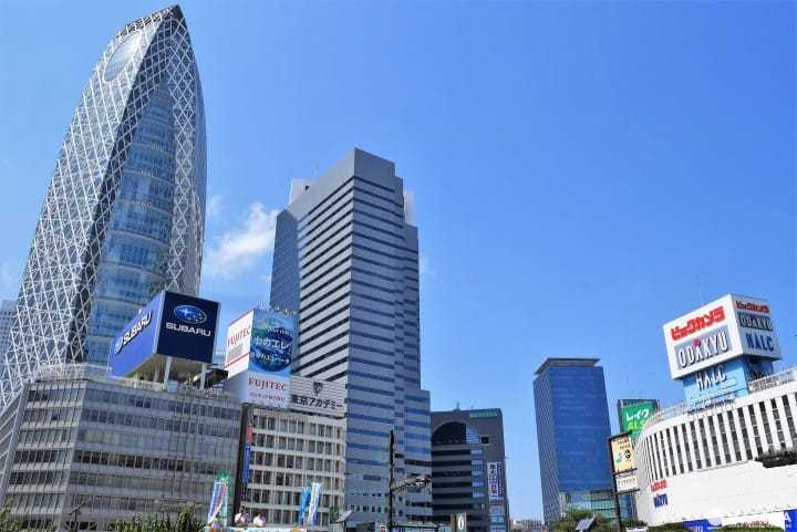 Shinjuku Station Exits - A Beginner's Guide To The Area