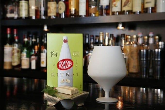 """日本推出创新伴手礼""""梅酒""""x""""巧克力""""蹦出新滋味"""