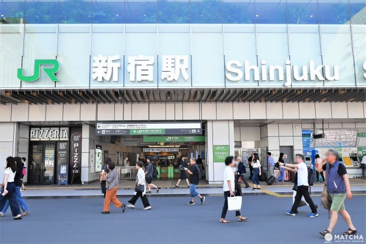 JR Shinjuku Station Guide For Beginners - Navigate And Transfer Lines