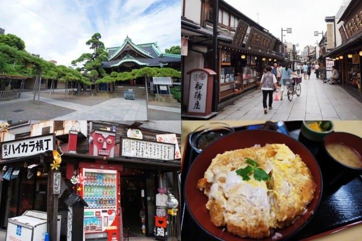 เที่ยว 1 วันแบบเรโทรย่านที่ชิบะมาตะ (Shibamata) เขต