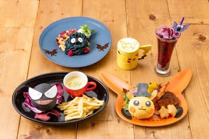 寶可夢咖啡廳餐廳