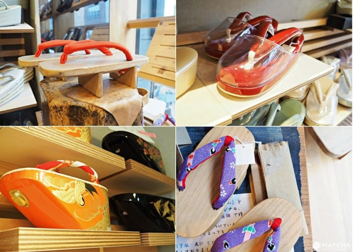 Tsujiya In Asakusa - Find The Perfect Pair Of Footwear For Your Kimono