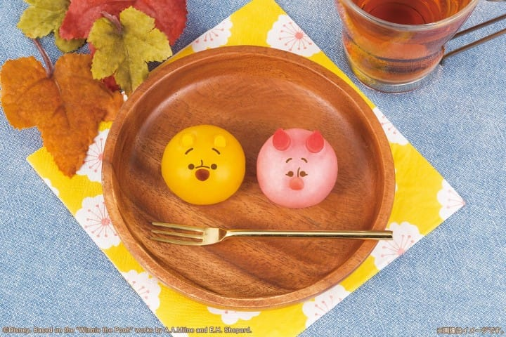 เมื่อหมีพูห์กับพิกเล็ตกลายมาเป็นโมจิหนุบหนับ ขนมใหม่ที่เซเว่นญี่ปุ่น
