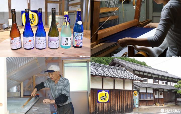 สัมผัสวัฒนธรรมเกียวโตผ่าน 5 แหล่งผลิตสินค้าที่คาบสมุทรทังโกะ (Tango Peninsula, Kyoto)