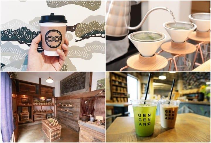『东京』整个城市都是我的茶馆!手冲日本茶专卖店4选