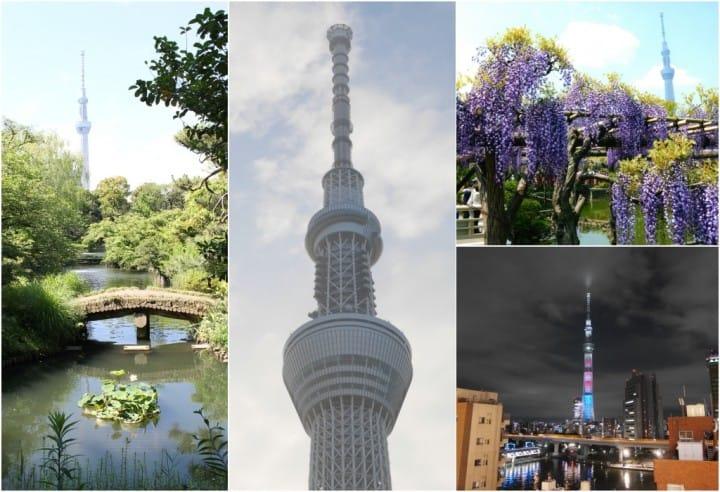 【東京下町】晴空塔這樣拍!捕捉白色巨塔的各種面貌,晴空塔攝影一日遊