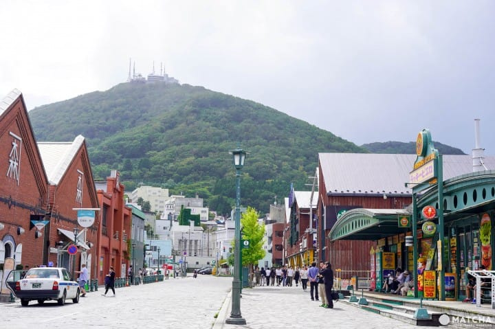 北海道函館金森紅磚倉庫