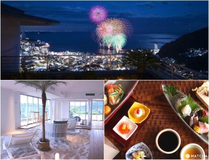 Hanya 1 Jam dari Tokyo! Nikmati Pesona Laut, Hutan, dan Onsen di RISONARE Atami