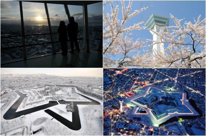 函館景點五稜郭