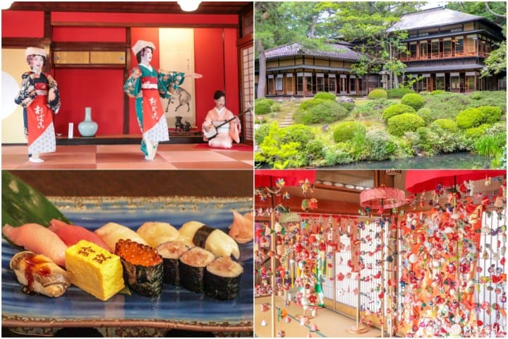 Sakata - Meet Maiko And Taste Exquisite Seafood In A Retro Port Town
