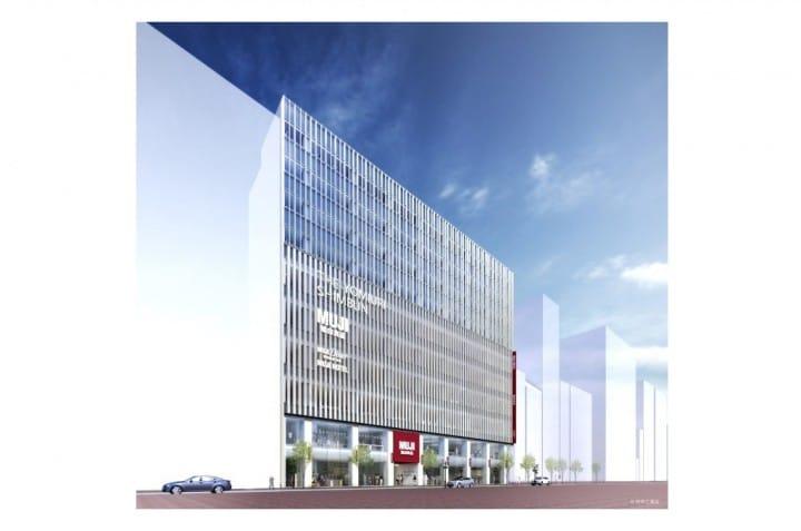 """2019年新""""无印良品""""将于银座诞生!结合饭店的7楼世界旗舰店"""