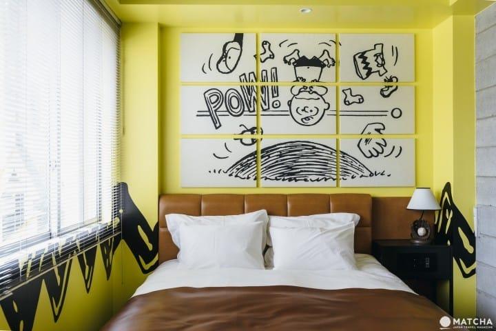 日本第一間「神戶PEANUTS HOTEL」讓我們走進史努比的世界