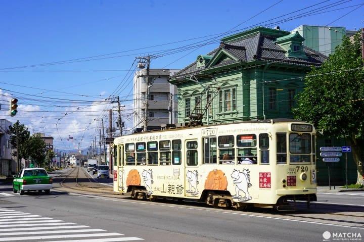 函館市電 路面電車