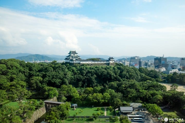 景色と歴史を楽しむ、和歌山城の散策ポイント6選