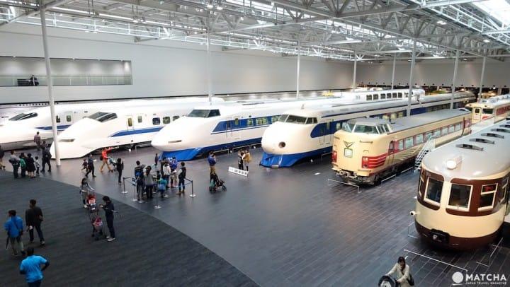 【名古屋】一探貫穿日本的鐵道秘密「磁浮・鐵道館」
