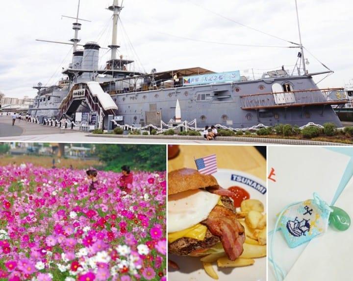 โยโกสุกะมีอะไรดี!? ชมทุ่งคอสมอส เรือรบอลังการ และเครื่องรางไม่เหมือนใคร (Yokosuka)