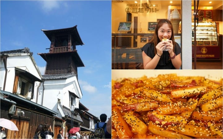 Kawagoe Day Trip - Local Culture And 5 Must-Try Sweet Potato Treats