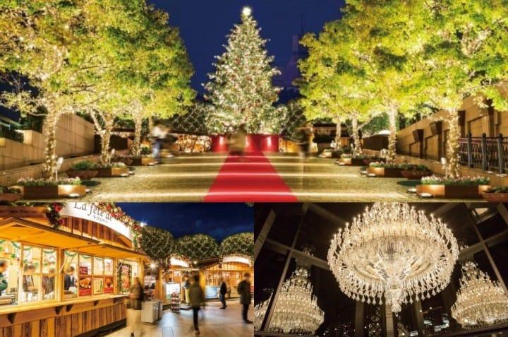 """宛如穿越到日剧之中!东京""""惠比寿""""浪漫过圣诞"""