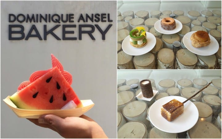 Dominique Ansel Bakery Japan - Japanese Cronuts® and Seasonal Delights