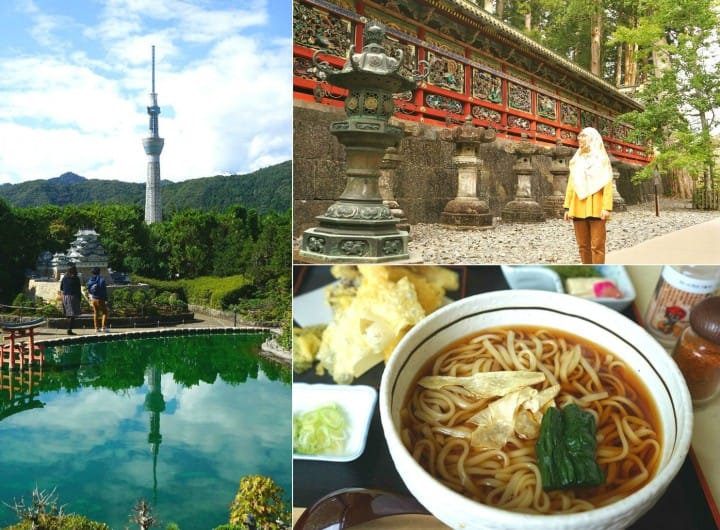 A One-Hour World Trip?! Nikko Pass - A Recommended Route For Muslim Guests