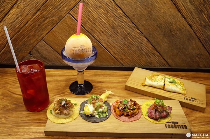 TACO FANATICO - Authentic Mexican Tacos and Unique Japanese Fusions