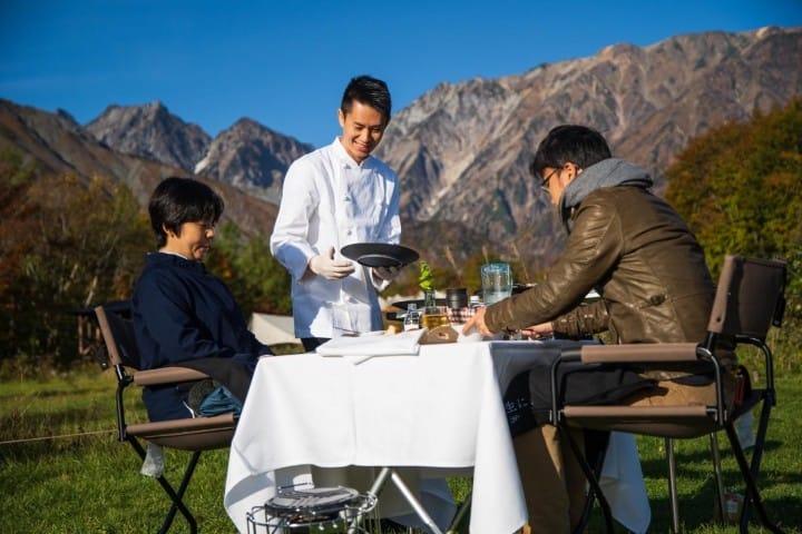 Hakuba's Green Season - Glamping Amid Japan's Alpine Peaks