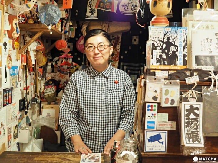 【荒川线沿线】宛如镇上的杂货店!搜集日本童玩的旅猫杂货店