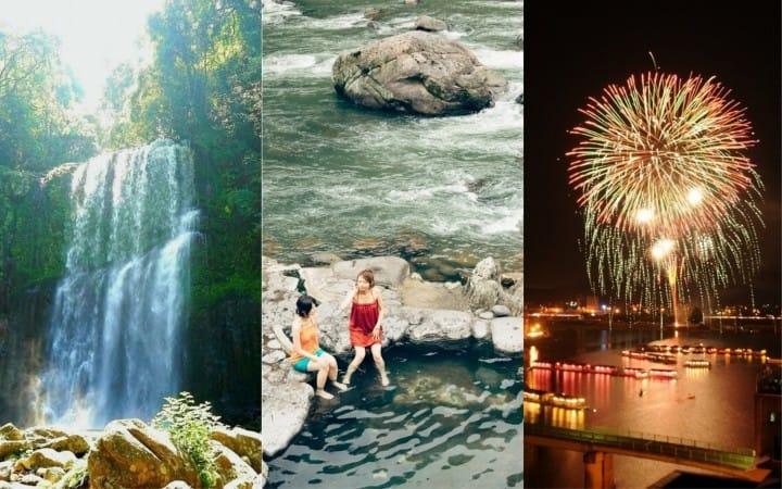 河川、湧水、溫泉、瀑布 ―Matcha帶你去「水鄉 日田」遊山玩水