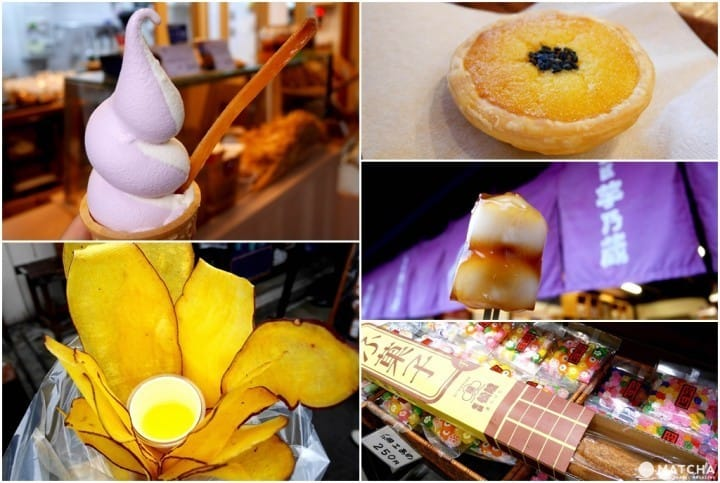 5 Kawagoe Snacks For Only 2,000 Yen! Just 30 Minutes From Tokyo