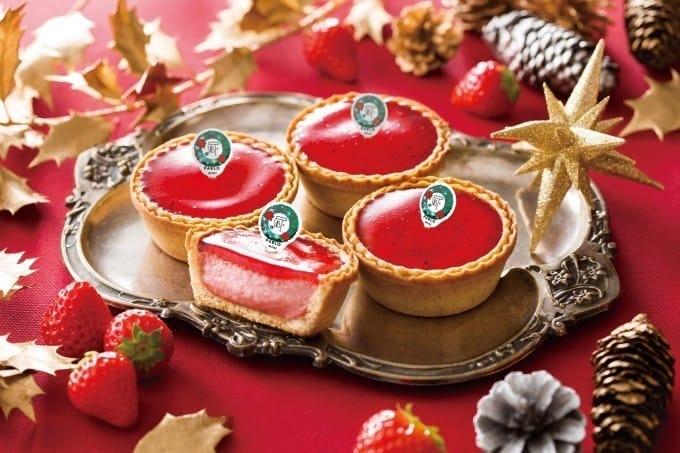 PABLO mini 滿滿草莓Party起司塔