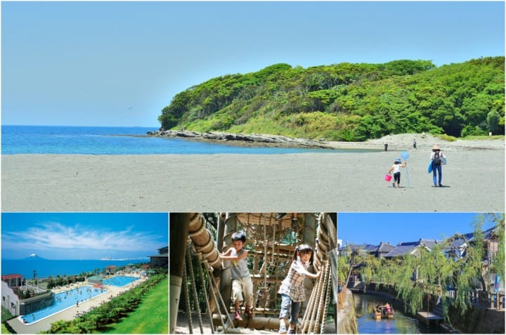 Family Road Trip From Narita Airport! Sightseeing In Chiba With Kids