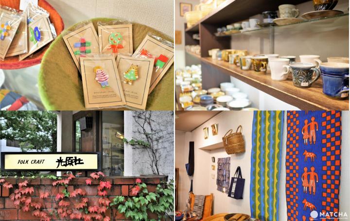 เซ็นได โคเก็นชะ (Sendai Kogensya) ร้านของแฮนด์เมด ทำด้วยใจจากเหล่ามือโปร