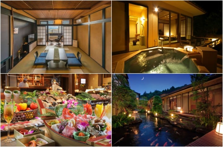 4 Onsen Hotels Near Narita Airport: Enjoy Chiba's Seafood And Great Scenery!