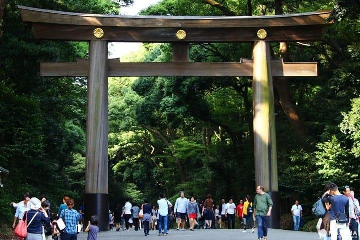 Perbedaan Penyebutan Kuil di Jepang: Jinja, Taisha, Jingu, dan Gu