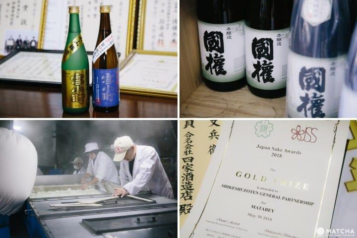 """史上第一、6年连续最多金奖!探访日本酒大产区・福岛的""""金奖酒藏"""""""