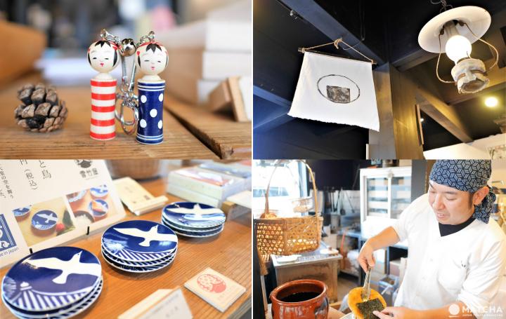 Những món quà lưu niệm mà trên thế giới chỉ có thể tìm thấy tại Yukitakeya - Matsushima