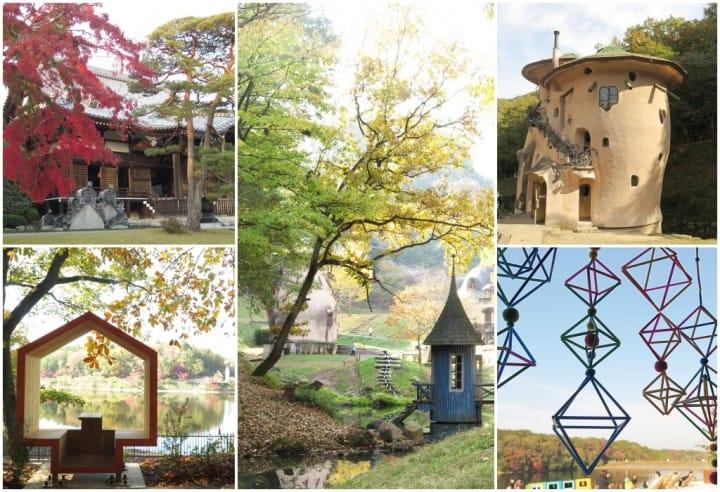 【埼玉】用「西武1日券」拜訪慕敏家族,飯能市北歐風輕旅行提案