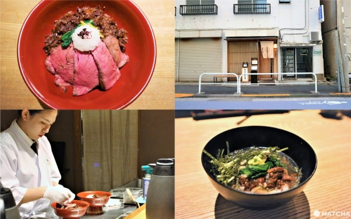 1,000 Yen For Japanese Black Beef In Kagurazaka! Enjoy Reasonable Wagyu