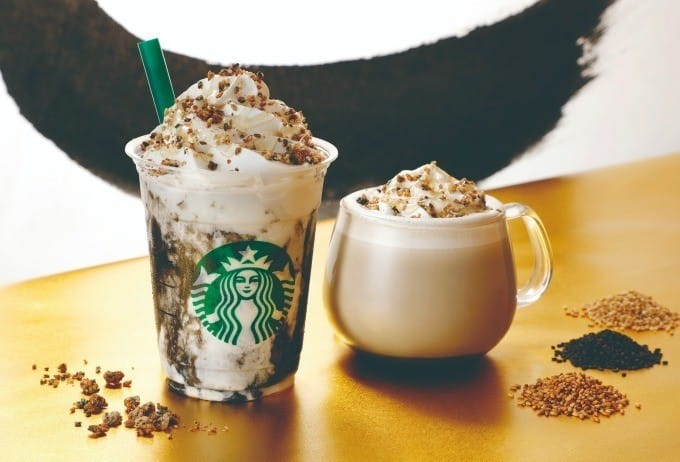 Starbucks星巴克 芝麻星冰樂