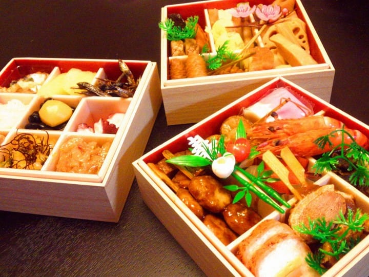 Osechi - Traditional New Year's Japanese Cuisine