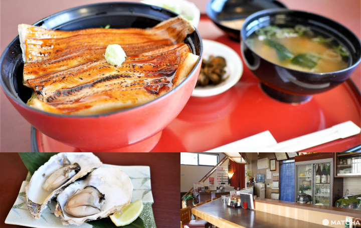 Delicious Seafood At Santori Chaya, Matsushima - Local Food And Drink In Tohoku